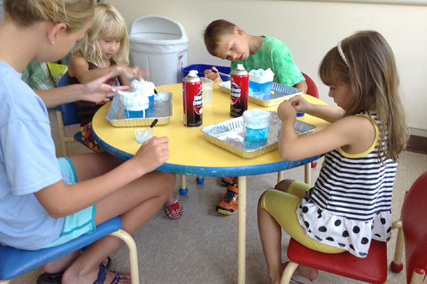 Summer Sensory/Science